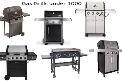Finest Gas Grills under 1000$ for 2020