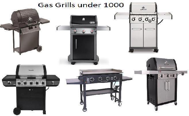 Gas Grills under 1000