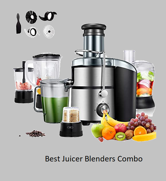 Best Juicer Blenders Combo