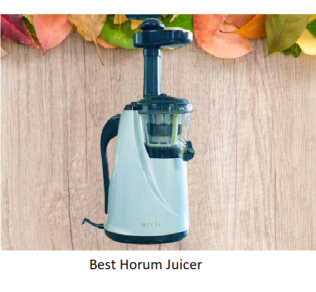 Best Horum Juicer